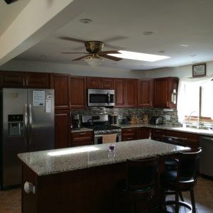 residential services, including kitchen ,bathroom remodel projects